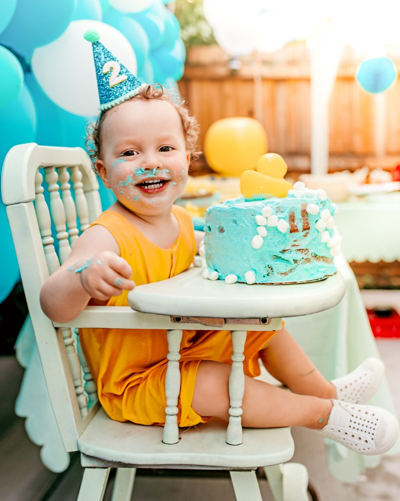 Two year old birthday