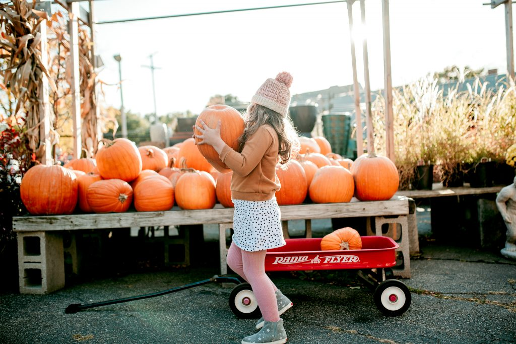 Little Girl Style for Fall