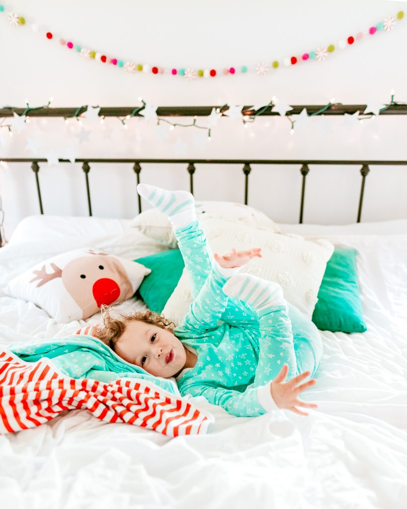 Festive pajamas || Holiday Pajamas || Christmas jammies