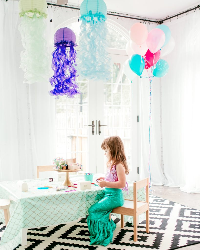 Activities for a Mermaid Birthday Party