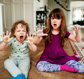 Explain Germs to Kids: A Hands-On Activity