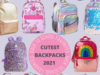 Favorite Kids Backpacks for Girls in 2021