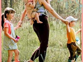 Outdoor Scavenger Hunt for Kids